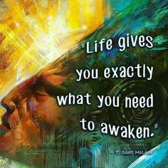 The awakening cannot be observed if you are living it. Words Quotes, Wise Words, Me Quotes, Sayings, Spiritual Wisdom, Spiritual Awakening, Spiritual Growth, A Course In Miracles, Peace Of Mind