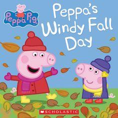Peppa's+Windy+Fall+Day