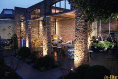 Sfeervol buitenleven   Industriële tuin   Buitenspot SCOPE   Border   Inspiratie   Tuinverlichting 12V   Outdoor lighting