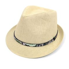 424160a5b20 This fedora has a pinched front crown with a short snap brim. Westend Label  Material  Paper Brim   4 Front ...