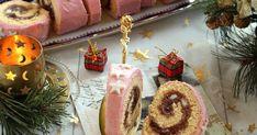 A puncskocka az egyik nagy kedvencem - most tekercs formában és lágy puncsos krémmel a tetején. Nem tudom ti hogy vagytok vele... Hungarian Cookies, Birthday Candles, Birthday Cake, Table Decorations, Advent, Food, Hungary, Hungarian Recipes, Birthday Cakes