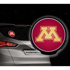 Minnesota Golden Gophers NCAA Power Decal