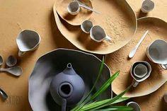 Living #amaï  Amaï / Charcoal teapot is coming  Amaï - For you who seize the dot
