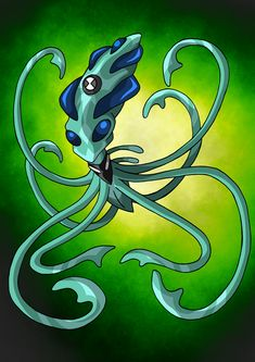 Octo-Psyche by TheHawkDown on DeviantArt Aliens, Alien Character, Character Art, Ben 1000, Egypt Concept Art, Pokemon Breeds, Ben 10 Ultimate Alien, Alien Design, Wallpaper Naruto Shippuden