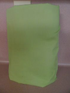 SHEET, FLAT,FULL SIZE, GREEN. COLOR. MAINSTAYS. NEW