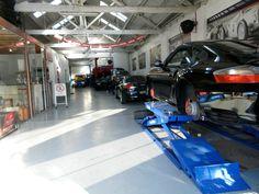 Porsche audi repairs service @ prestige city garage