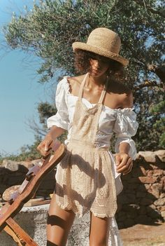Boho Aesthetic, Aesthetic Fashion, Aesthetic Clothes, Boho Outfits, Summer Outfits, Cute Outfits, Fashion Outfits, Earthy Outfits, Bohemian Outfit
