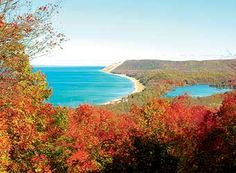 Sleeping Bear Dunes National Lakeshore...RIP Uncle KC... The most mundane things can suddenly remind me of you