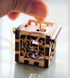 Key to my Heart Locket Necklace.