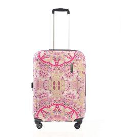 epic Crate EX Wildlife Trolley 66 cm 4 Rollen Colorscope Pink