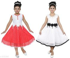 Checkout this latest Frocks & Dresses Product Name: * Alluring Kid's Girl's Frocks Combo * Sizes: 1-2 Years, 2-3 Years, 3-4 Years, 4-5 Years, 5-6 Years, 6-7 Years, 7-8 Years, 8-9 Years, 9-10 Years, 10-11 Years Country of Origin: India Easy Returns Available In Case Of Any Issue   Catalog Rating: ★3.9 (2223)  Catalog Name: Free Gift Cutepie Alluring Kid's Girl's Frocks Combo Vol 10 CatalogID_432474 C62-SC1141 Code: 493-3150747-249