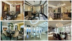 Today we decided to concentrate on luxurious dining room designs, and therefore we have prepared a gallery of 16 splendid ones. Luxury Dining Room, Dining Room Design, Home Design, Contemporary Kitchen Design, Relax, Living Room, Outdoor Decor, Table, House