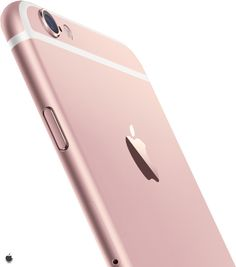 Rose gold iPhone 6s #sexy