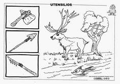 El Monstruito en Monteagudo: La Prehistoria (IV). Descubrimientos e inventos. Prehistory, Moose Art, 1, Google, Primitives, Ancient Civilizations, Dinosaurs, Animals, Comic Drawing