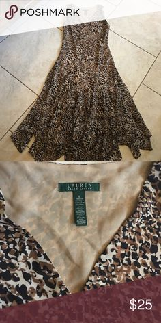 Ralph Lauren Dress Size 8 Lauren Ralph Lauren Dresses