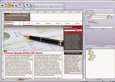 Corel Website Creator Free Download to get the excellent design of your website.