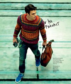 Stefan Knezevic for Men's Health Serbia by Milos Nadazdin