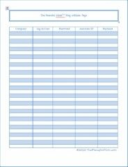 Awesome free printable resources for the home...