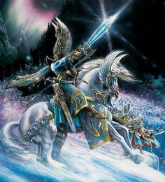 Art of Warhammer: High Elves | Collecting | Warhammer Articles | Games Workshop