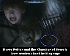 Harry Potter Cameraman : 17 noticeable mistakes in the harry potter movies harry potter