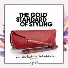 GHD Wanderlust V Gold Ruby Sunset Styler