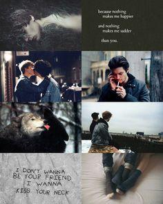 Everything's Wolfstar : Photo