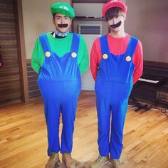 "Super Junior-M members Siwon and Zhoumi recently dressed up as video game characters while recording for MBC Music's radio program ""Idols' True Colors."" On January 9, Zhoumi uploaded a photo onto his personal Instagram account with a caption that reads, ""Tomorrow #IdolsTrueColors."" It appears that t..."