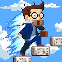 Infinite Stairs 1.2.13 MOD APK Unlimited Money  arcade games