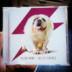 Don't sleep on the awesome new @alienarmyitaly LP 'The Difference'. 29 tracks of scratch music at it's finest! (I'm also honoured to make little feature on there) #alienarmy #skizo #johntype #tayone #simog #mandrayq #2p #zak #italia #turntablism #lp #music #scratching #djwoody #dog #dogswithwigs by djwoodymusic http://ift.tt/1HNGVsC