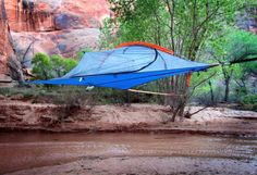 Tentsile Flight+ Tree Tent  #greatist http://greatist.com/live/unique-gifts-random-awesome-finds-for-the-person-who-has-everything