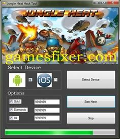 Jungle Heat Hack http://gamesfixer.com/jungle-heat-hack/