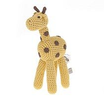 Genevieve the Giraffe Dog Toy - Mungo & Maud Dog and Cat Outfitters