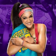 WWE Bayley is seriously the best!She got a rematch vs. Queen RED Women Champion (Charlotte Flair) on RAW-TV show on won the Championship Belt and is the NEW RED Women Champion. Watch Wrestling, Women's Wrestling, Bailey Wwe, Pamela Rose Martinez, Wwe Tna, Wwe World, Raw Women's Champion, Tough Girl, Charlotte Flair