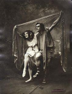 Anna Pavlova & Michael Mordkine