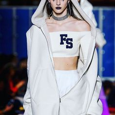 @fentyxpuma #rihanna new collection #fashionshow #pfw #aw17 #sportswear #streetstyle @pumabyrihanna @parisfashionweek #CollezioniDonna  via COLLEZIONI MAGAZINE OFFICIAL INSTAGRAM - Celebrity  Fashion  Haute Couture  Advertising  Culture  Beauty  Editorial Photography  Magazine Covers  Supermodels  Runway Models