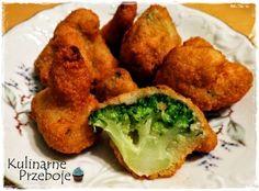 Brokuły w cieście i bułce tartej – Kocham brokuły! Na tym blogu jest nawet sporo przepisów z ich udziałem i parę osób w komentarzach zachwalało brokuły w panierce – więc postanowiłam skorzystać z ich rad – i oto są! Brokuły w cieście i bułce tartej – Składniki: Brokuł ok. 500g Bułka tarta Mąka 200g Mleko […]