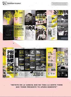 Sports Graphic Design, Graphic Design Posters, Graphic Design Inspiration, Pamphlet Design, Leaflet Design, Brochure Layout, Brochure Design, Cd Artwork, Magazin Design