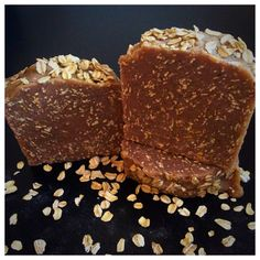 This is one of our best selling soaps for both men and women. The scent is a beautiful blend of Oatmeal, Milk and Honey that smells simply