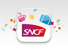 SNCF Ipad Application by yul , via Behance