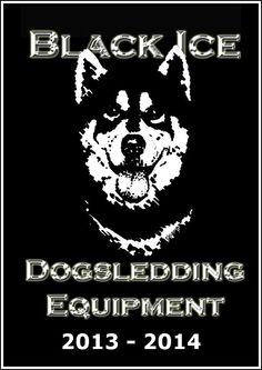 Black Ice DOG SLEDDING EQUIPMENT - FOR MALAMUTES AND OTHER BREEDS