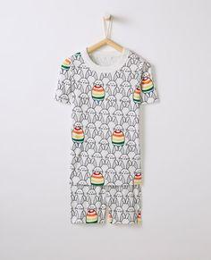 dd4d61bfb787c Short John Pajamas In Organic Cotton