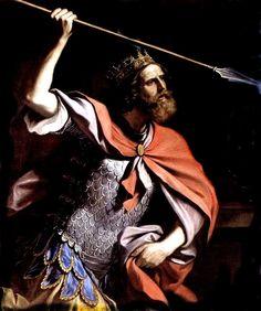 king saul and david relationship
