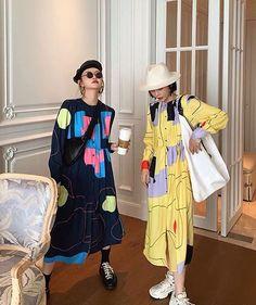 Korea Street Style, Dresses, Fashion, Vestidos, Moda, Fashion Styles, Dress, Fashion Illustrations, Gown
