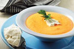 Η βελουτέ καροτόσουπα που θα σας γίνει συνήθεια και θα αγαπήσουν και τα παιδιά.
