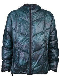 Isaora - REVERSIBLE DOWN JACKET 1