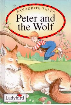 Ladybird Favourite Tales - Peter and The Wolf - Hardcover -  S/Hand