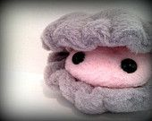 Pearl the Baby Clam Plush