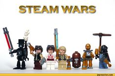 Bricklink is the world's largest online marketplace to buy and sell LEGO parts, Minifigs and sets, both new or used. Search the complete LEGO catalog & Create your own Bricklink store. Lego Minifigs, Star Wars Minifigures, Lego Star Wars, Star Trek, Lego Film, Steampunk Lego, Lego Soldiers, Lego Pictures, Lego For Kids