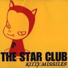 Yoshitomo Nara 1999 The Star Club - Kitty Missiles (Premium Best)〈星光俱樂部 - 小貓導彈:最佳精選〉[Victor Entertainment VICL-60444] #albumcover #奈良美智