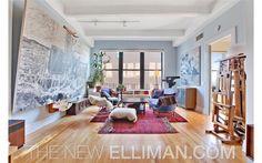 Beautiful Brooklyn apartment.